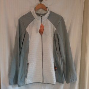Champion Women's Quilted Tech Jacket, New! XXL